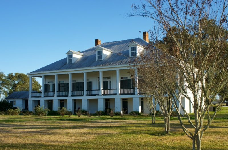 Things to do near new orleans visit st joseph plantation for Things to see new orleans