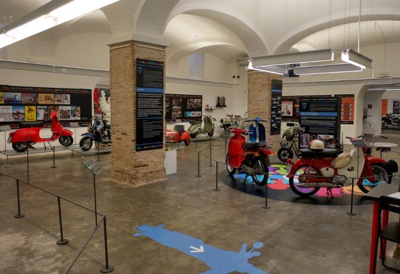 Exhibition Gallery Museu Moto Barcelona