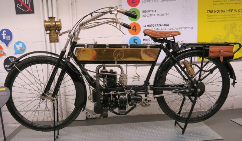 FN T Museu Moto Barcelona