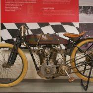 Harley Davidson Prototype Museu Moto Barcelona