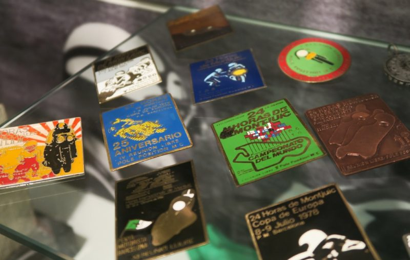 Racing Memorabilia Museu Moto Barcelona