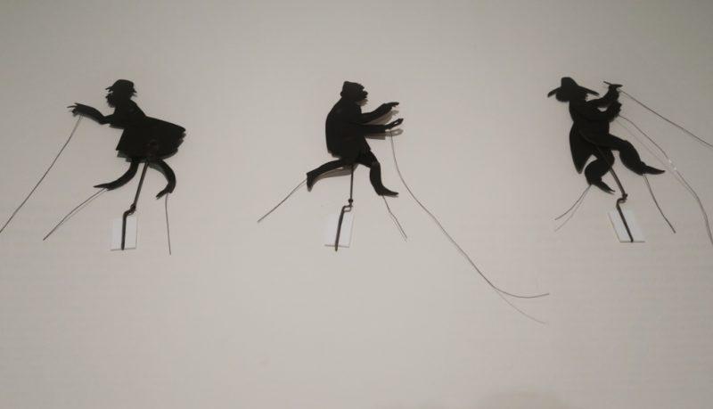 Shadow Puppets MNAC Barcelona