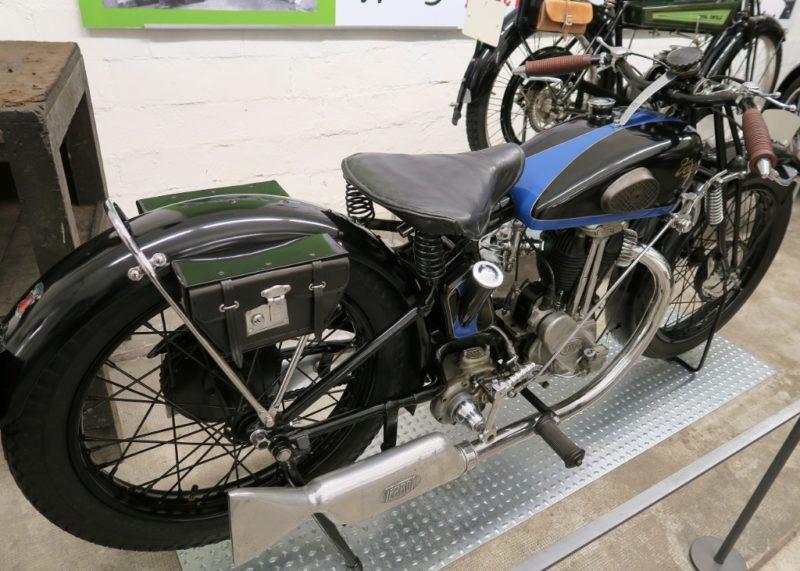 Terrot Osse Luxe Museu Moto Barcelona