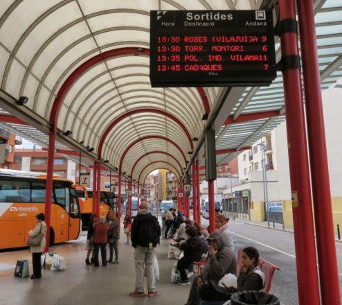 Bus Information Board Figures