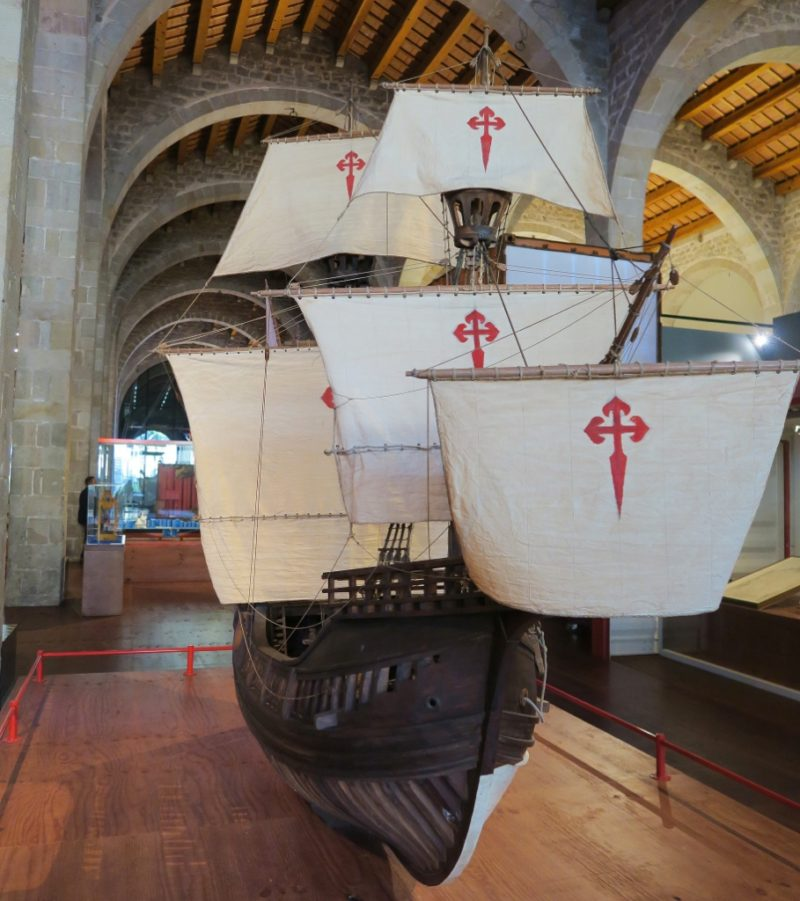 Carrack Victoria Barcelona Maritime Museum