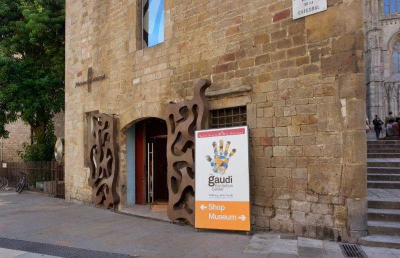 Gaudí Exhibition Center Barcelona