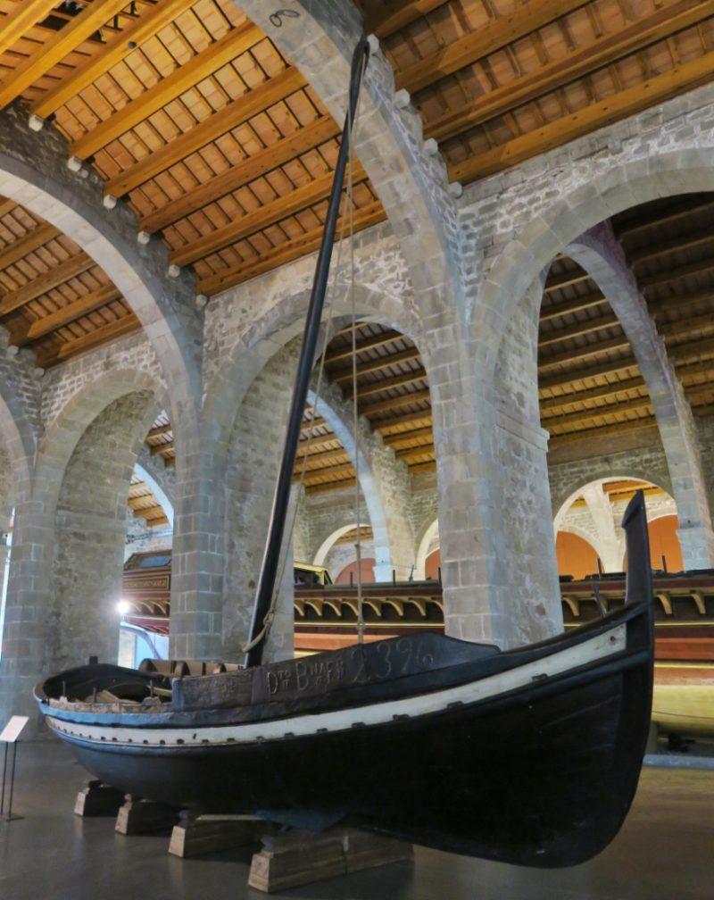 Longliner Madrona Barcelona Maritime Museum