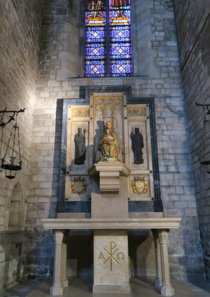Things to do in barcelona basilica of santa maria del mar - Forlady barcelona ...