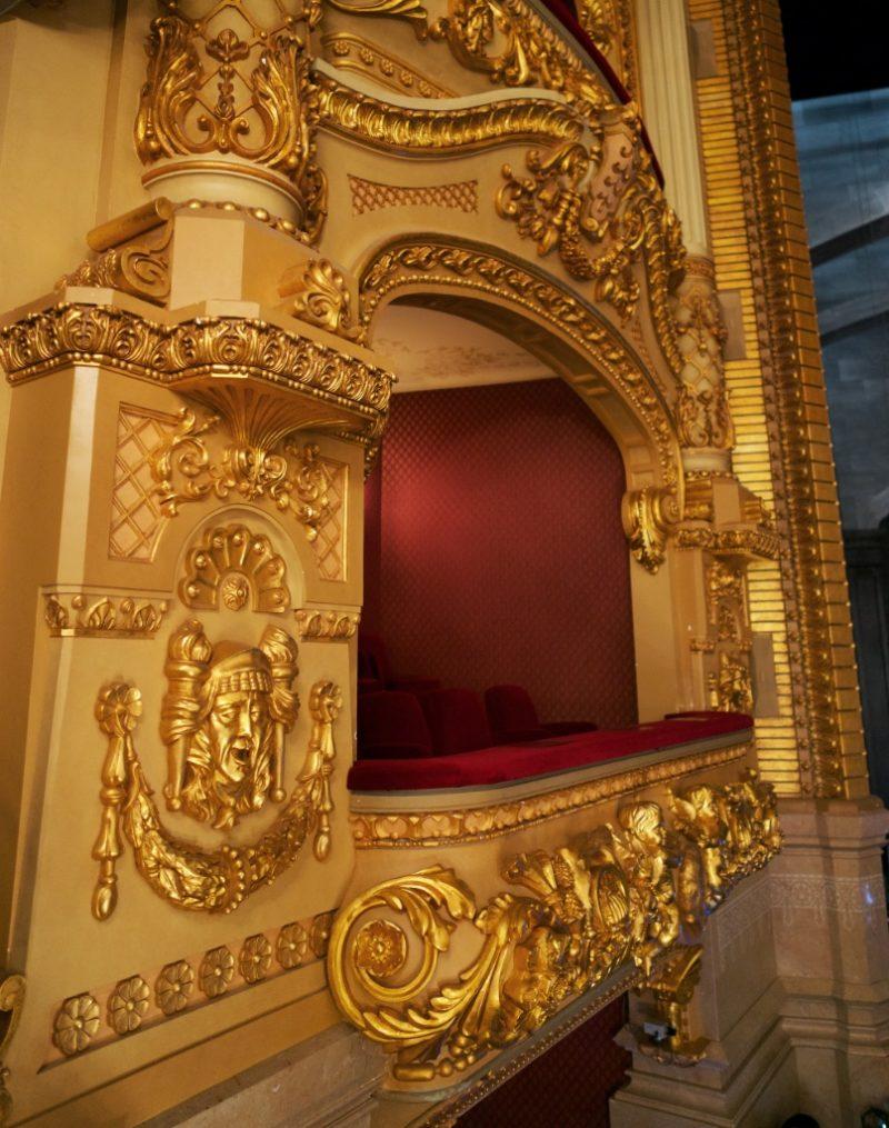 Proscenium Box Seats Gran Teatre del Liceu Barcelona