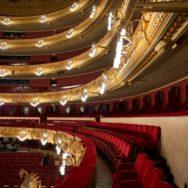 Seats Gran Teatre del Liceu Barcelona