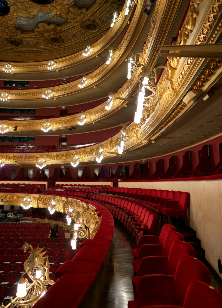 Things To Do In Barcelona Visit The Gran Teatre Del Liceu