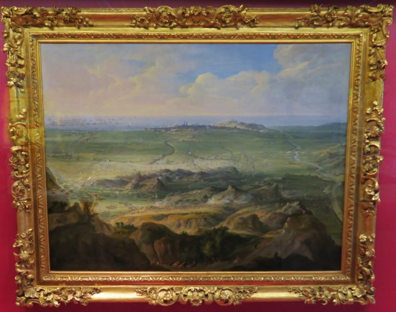 Siege of Barcelona by Jean Baptiste Martin El Born Cultural Center Barcelona