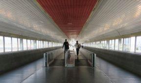 Sky Bridge Barcelona El Prat Airport