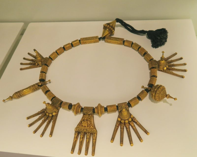 Dowry Necklace Museum of World Cultures Barcelona
