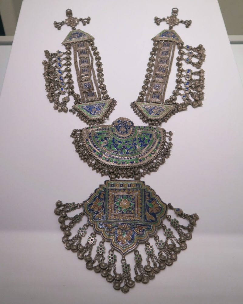 Haar Necklace Museum of World Cultures Barcelona