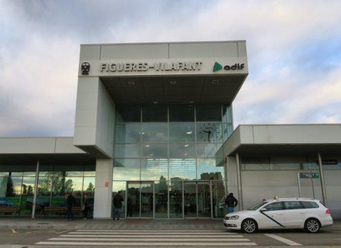 Figueres Vilafant Station