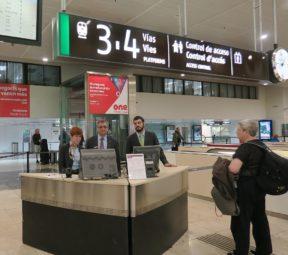 Ticket Agents Barcelona Sants Station