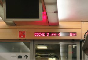 Train Car Info Renfe