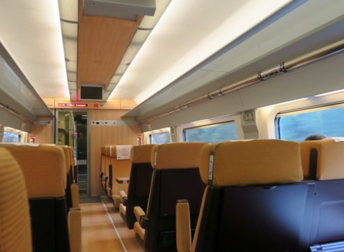 Train to Figueres