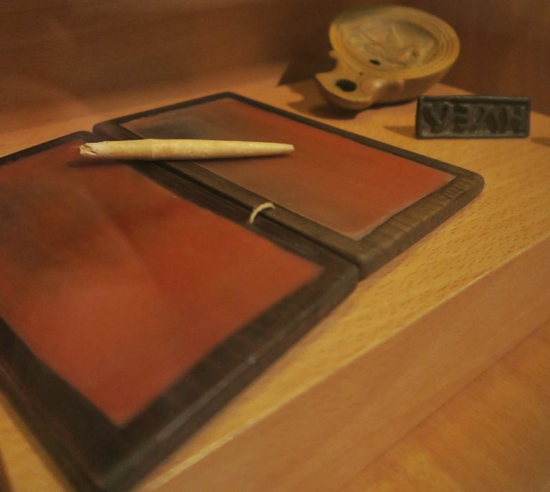 Wax Tablet with Stylus Seal and Oil Lamp MUHBA Placa del Rei Barcelona