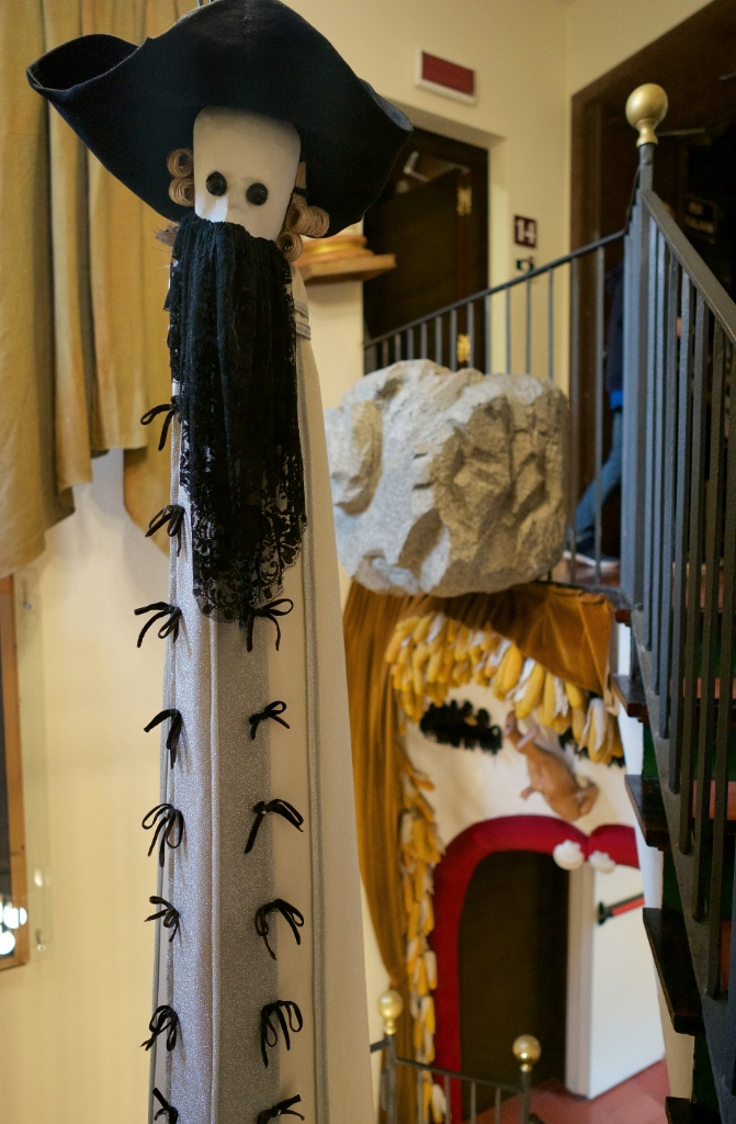 Costume House of Dior Dali Theatre Museum Figueres Spain