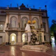 Dali Theatre Museum Figueres Spain