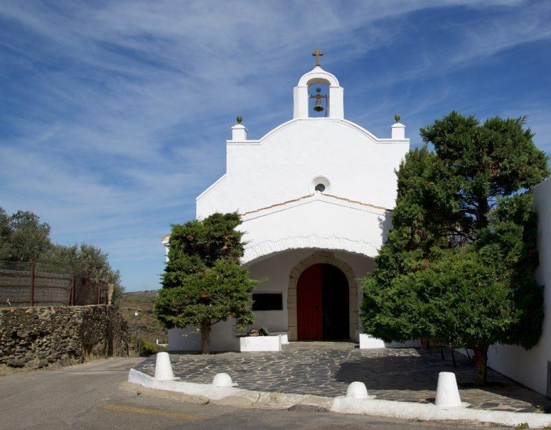 Ermita de Sant Baldiri Cadaques Spain