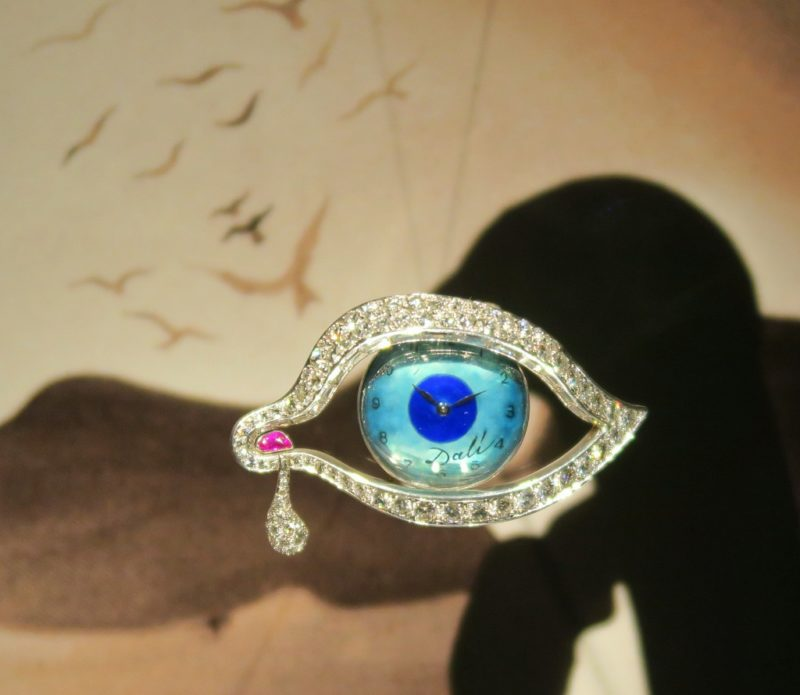 Eye of Time Dali Jewels Figueres Spain