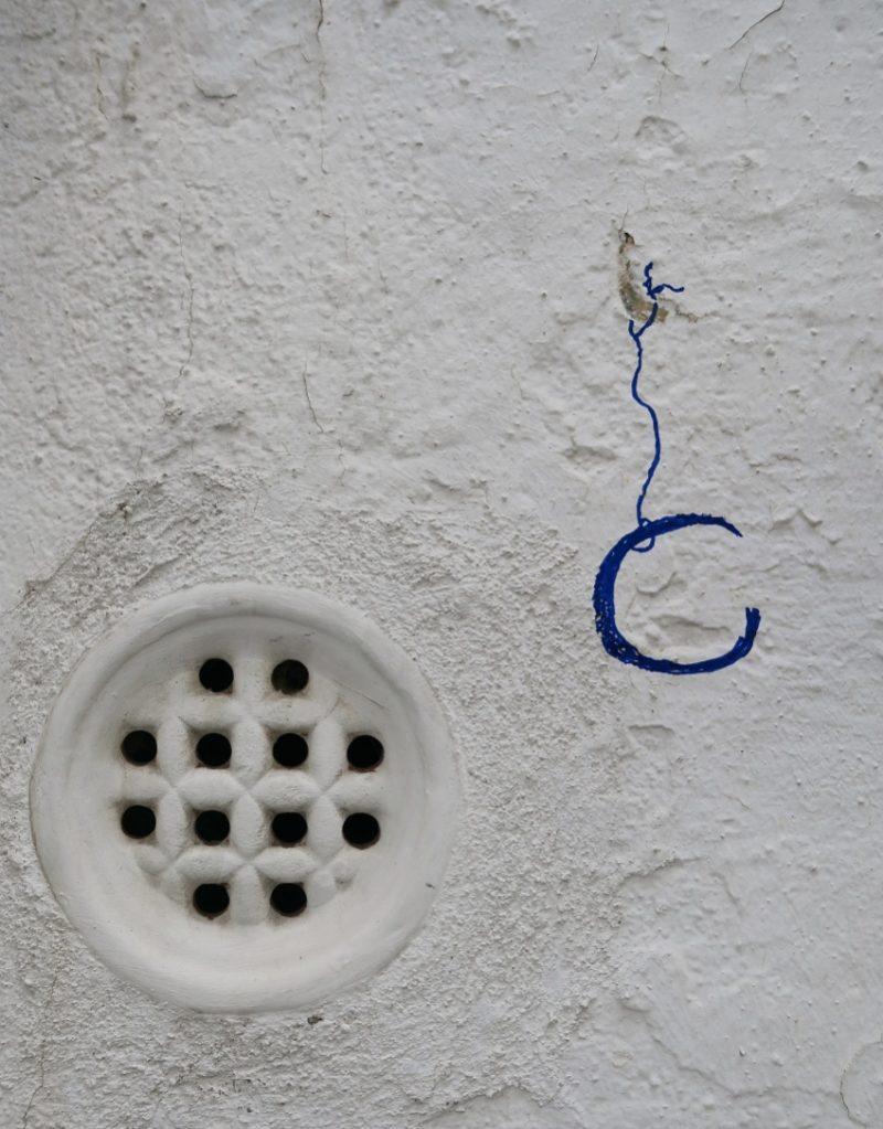 Hanging C Cadaques Spain