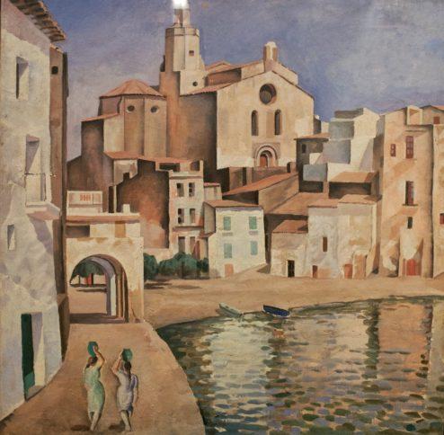 Port Alguer Dali Theatre Museum Figueres Spain