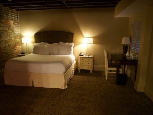 Bedroom Dauphine Orleans Hotel New Orleans