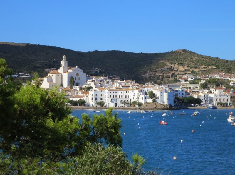 Cadaques and Church of Santa Maria
