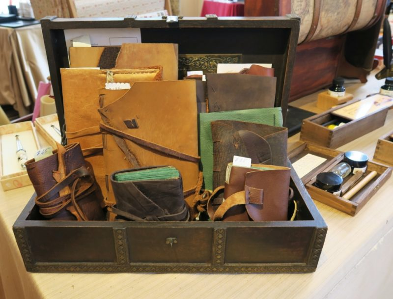 Leather Bound Journals Papier Plume Royal Street New Orleans