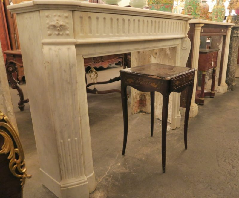 Mantel French Antiques Royal Street New Orleans