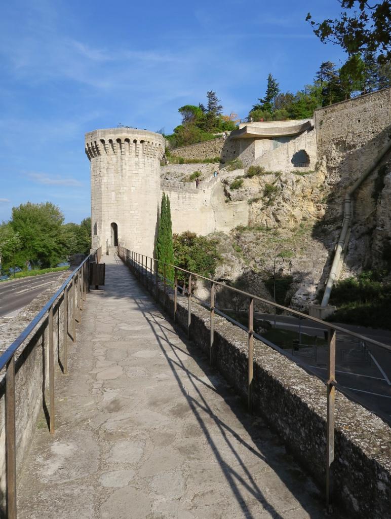 Avignon Ramparts Bridge of Avignon