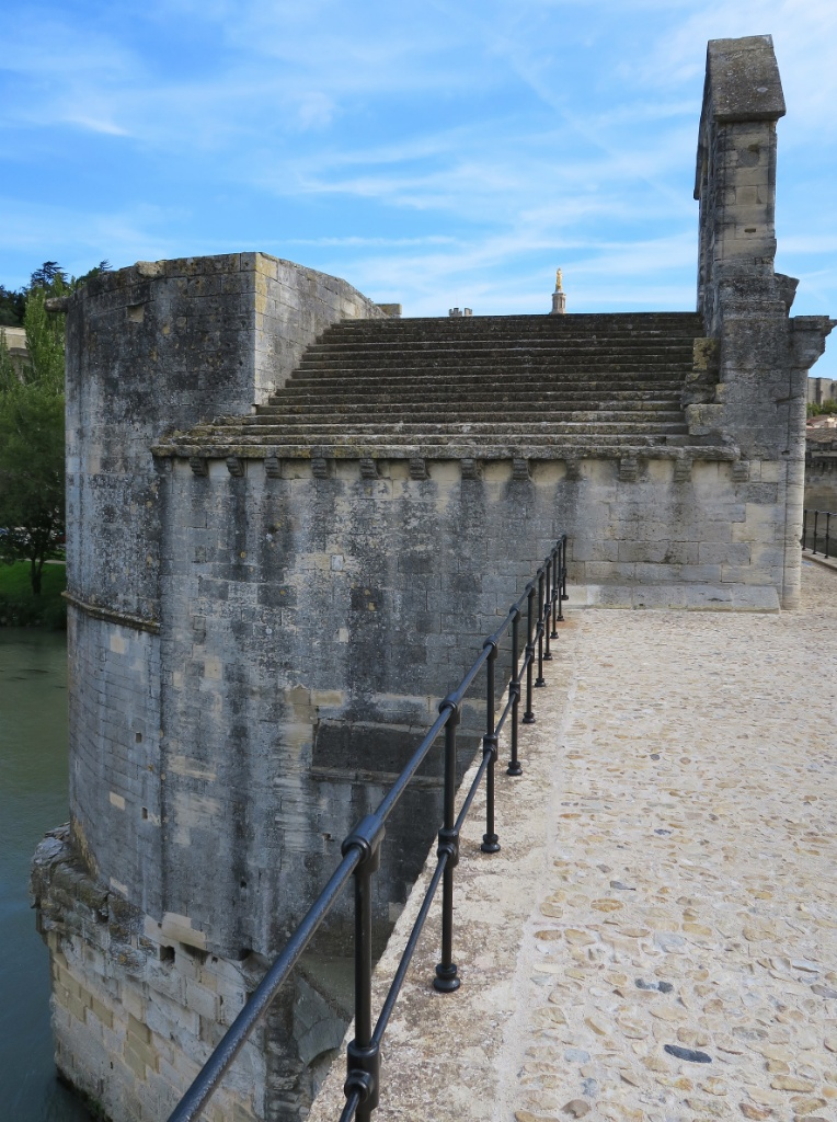 Chapel Bridge of Avignon