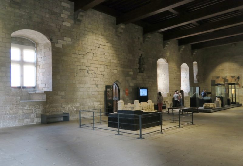 Consistory Palace of the Popes Avignon France