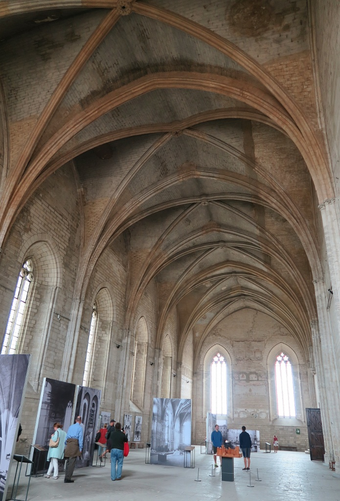 Great Chapel Palace of the Popes Avignon France
