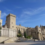 Palace of the Popes Avignon France