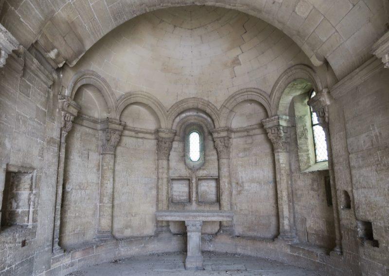 Saint Bénezet Chapel Bridge of Avignon