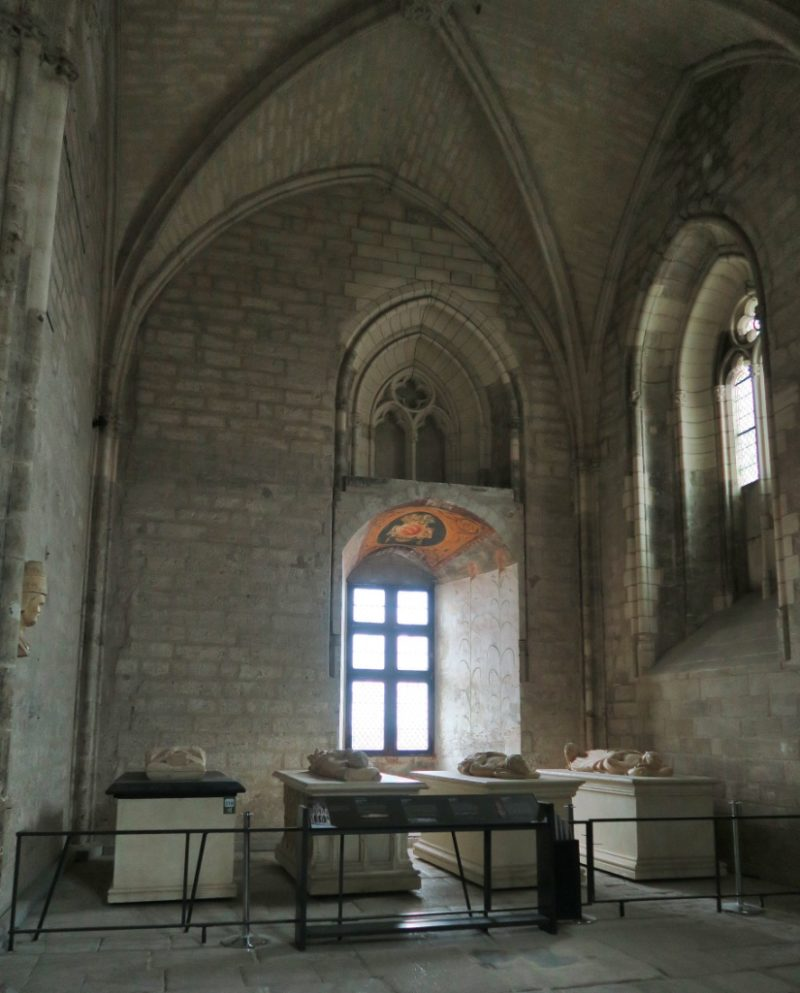 South Sacristy Palace of the Popes Avignon France