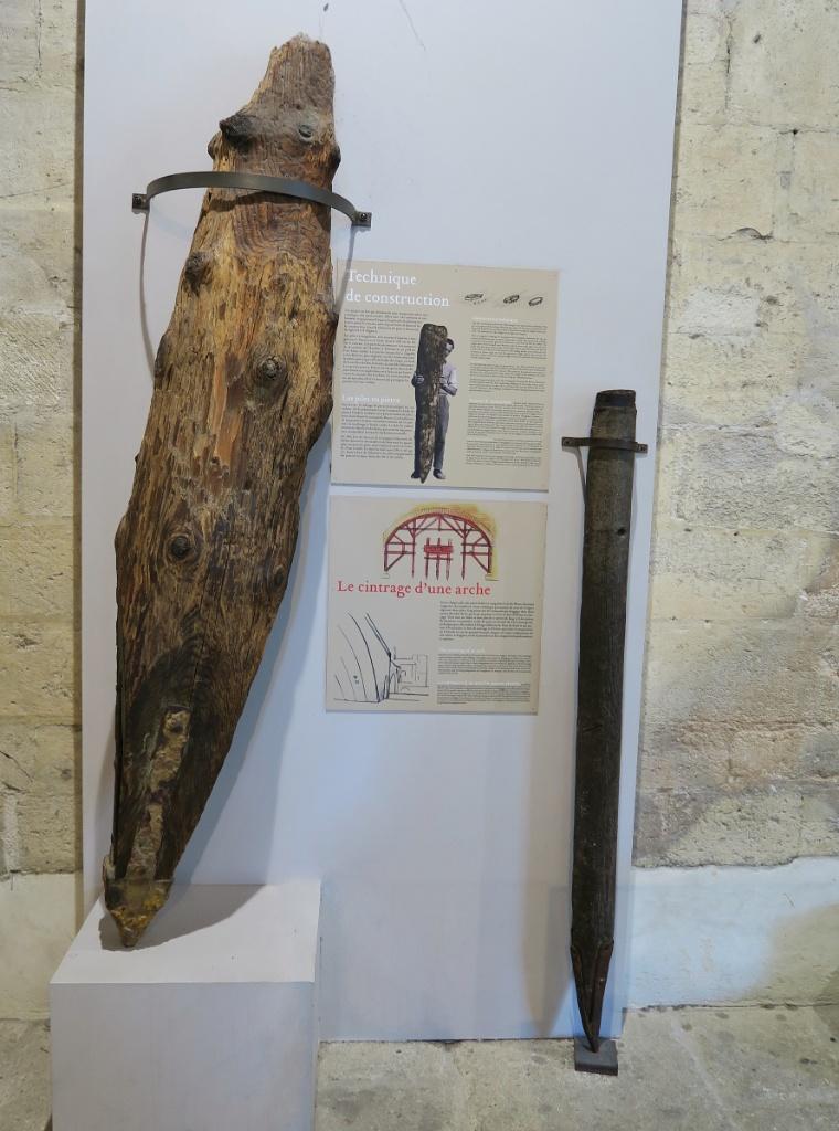 Wooden Stake Bridge of Avignon