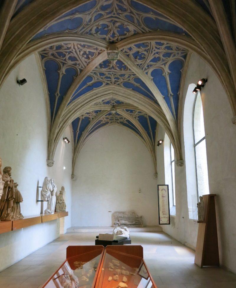 Chapel Musee du Petit Palais Avignon France