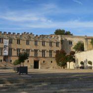 Exterior Musee du Petit Palais Avignon France
