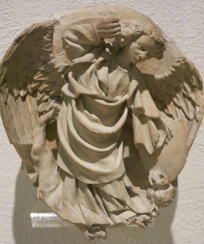Stone Angel Musee du Petit Palais Avignon France