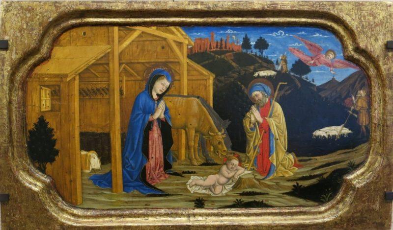 The Nativity Musee du Petit Palais Avignon France