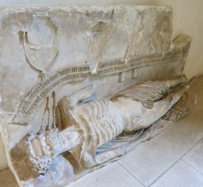 Transi Tomb Musee du Petit Palais Avignon France
