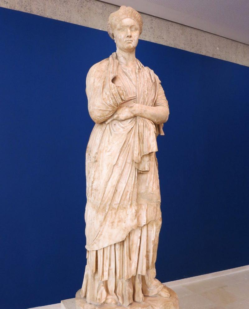 Empress Sabine Archaeological Museum Puymin Vaison la Romaine