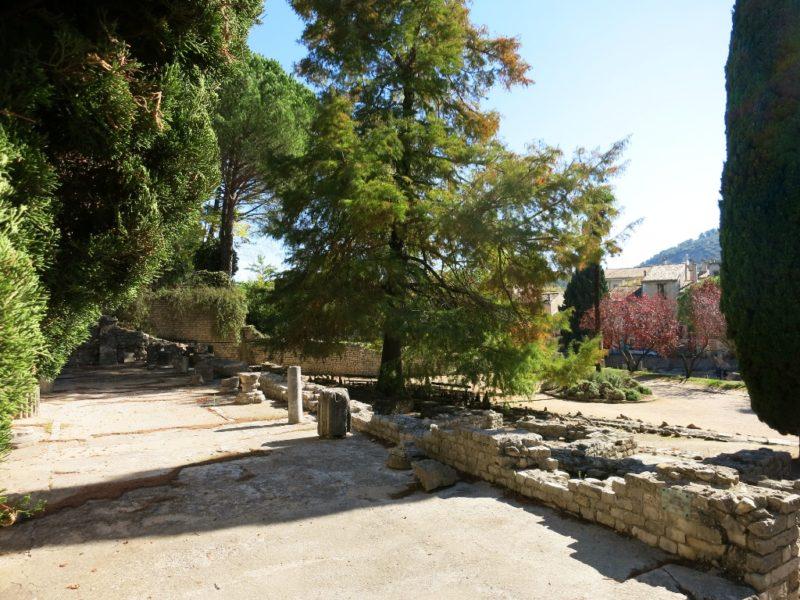 Maison Tonnelle Puymin Vaison la Romaine