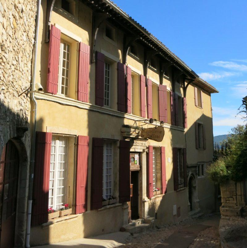 Exterior Hotel Particulier Vaison la Romaine France